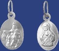 Szkaplerz - medalik