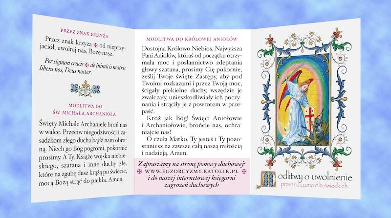 Obrazek św. Michał Archanioł